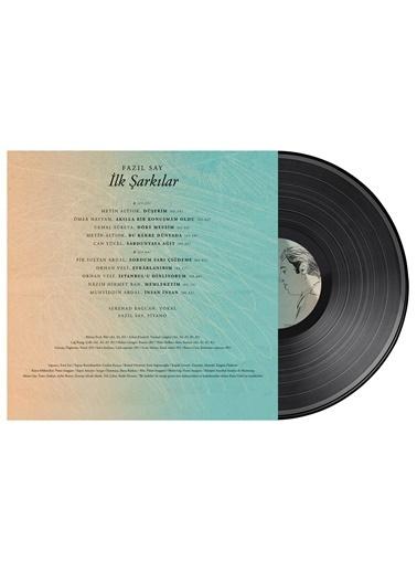 Esen Elektronik Fazıl Say-İlk Şarkılar LP Plak Renkli